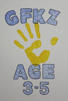 GFKZ Ages 3-5